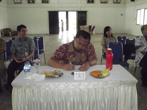 dewan juri lomba media