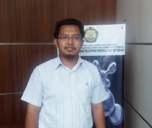 Narasumber Materi Pengelolaan Pembelajaran Jarak Jauh @Pusdiklat Minerba Bandung, 29 Oktober 2013