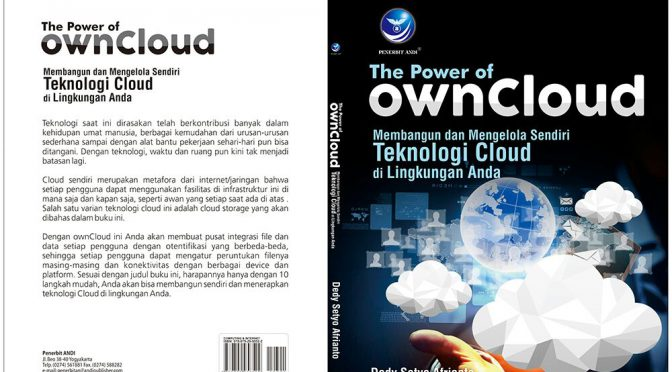 "Buku Cloud Computing ""The Power of ownCloud. 10 Langkah Mudah ..."