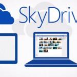 Penyimpanan dan Aplikasi Cloud Gratis Sky Drive