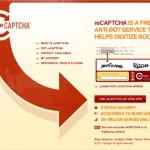 Menambahkan Penangkal Spam reCaptcha pada LMS Moodle