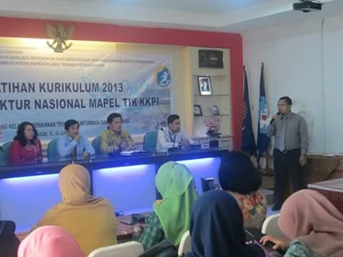 pesan dan saran instruktur nasional