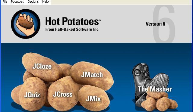 Seri HotPot 1. Membuat Teka Teki Silang untuk media pembelajaran Bahasa