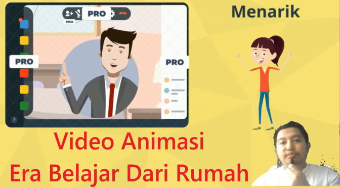 Membuat Video Animasi Untuk Pembelajaran